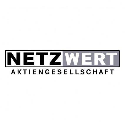 free vector Netzwert