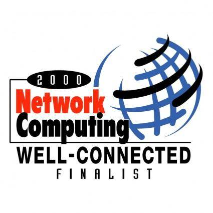 free vector Network computing 1