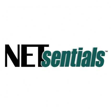 free vector Netsentials