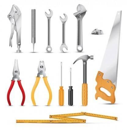 free vector Vector Tools