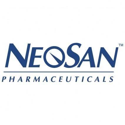 Neosan pharmaceuticals