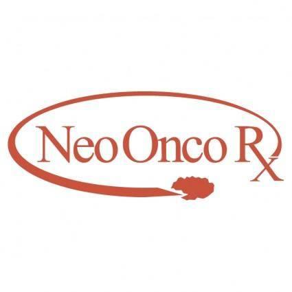 free vector Neoonco rx