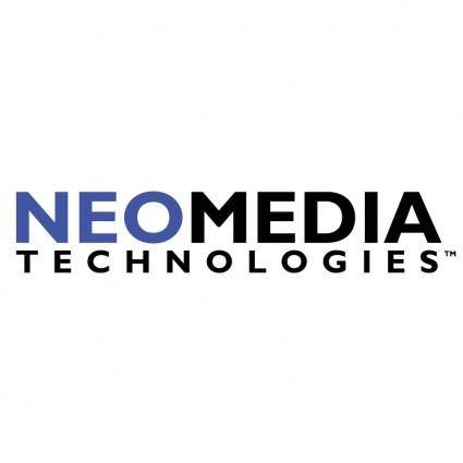 free vector Neomedia technologies