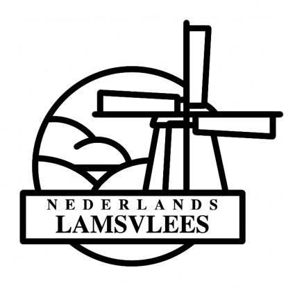free vector Nederlands lamsvlees