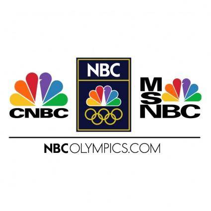 free vector Nbc olympics