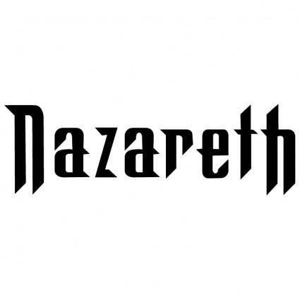 free vector Nazareth