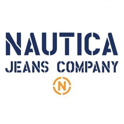 free vector Nautica jeans company