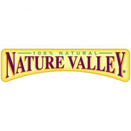 free vector Nature valley 0