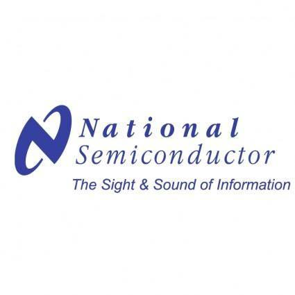free vector National semiconductor