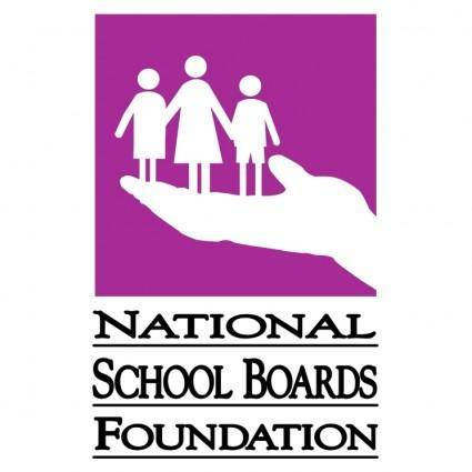 free vector National school boards foundation