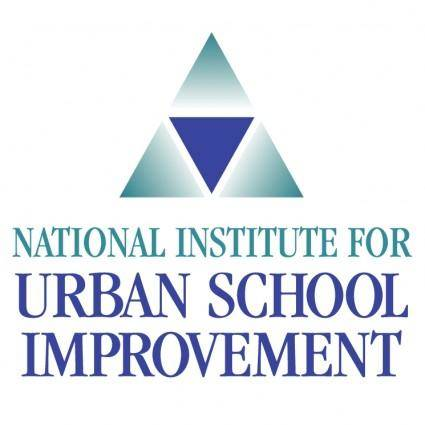 National institute for urban school improvement