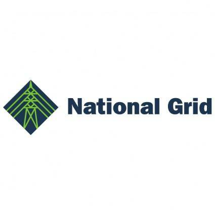 free vector National grid
