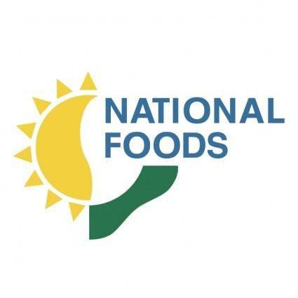 free vector National foods