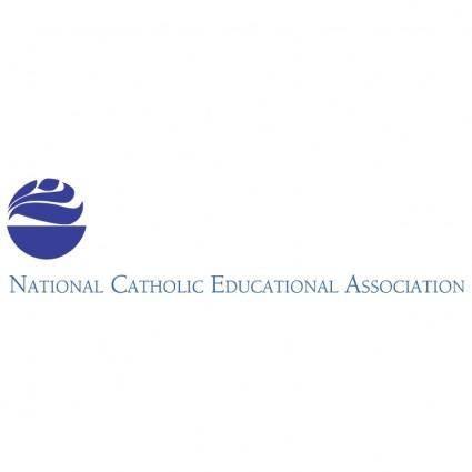 free vector National catholic educational association