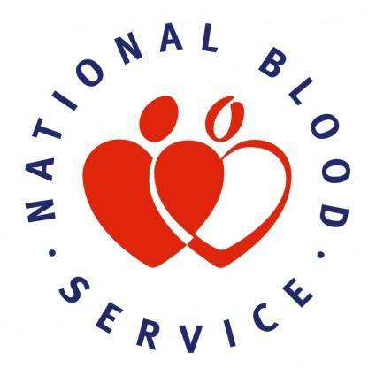 free vector National blood service