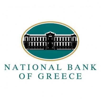 free vector National bank of greece