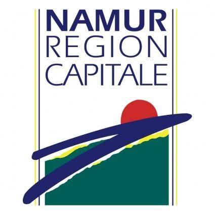 free vector Namur region capitale