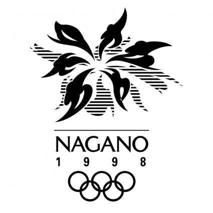 free vector Nagano 1998