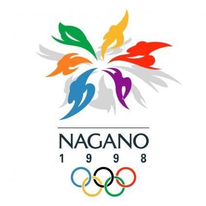 free vector Nagano 1998 2