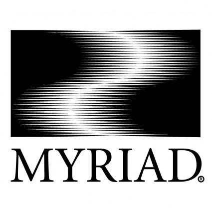 free vector Myriad