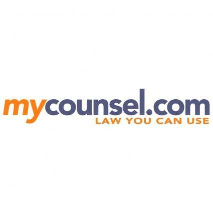 free vector Mycounselcom