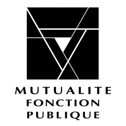free vector Mutualite fonction publique