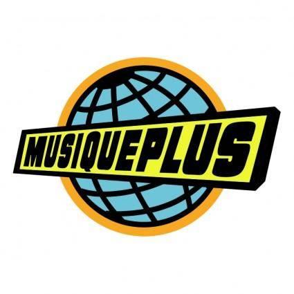 free vector Musiqueplus