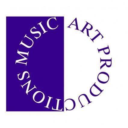 Music art production
