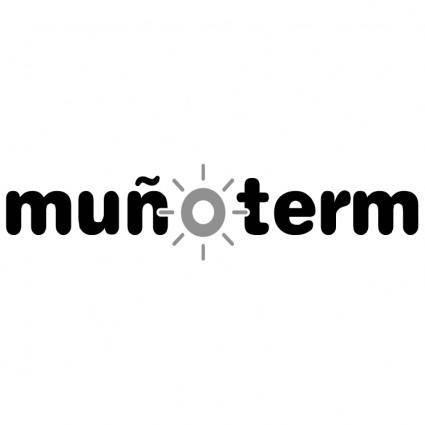 free vector Munoterm