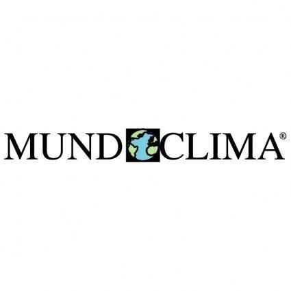 free vector Mundoclima