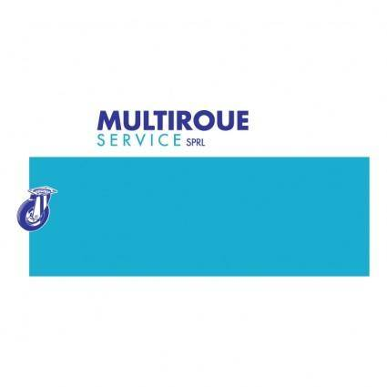 free vector Multiroue service