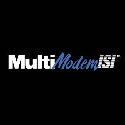 Multi modem isi