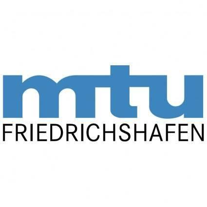 free vector Mtu friedrichshafen