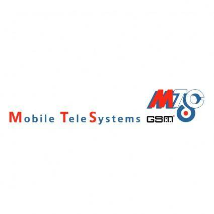 free vector Mts mobile telesystems 0
