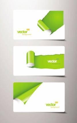 free vector The tears card 02 vector
