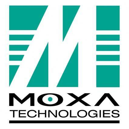 free vector Moxa technologies
