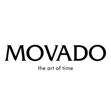 free vector Movado 0