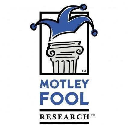 free vector Motley fool research
