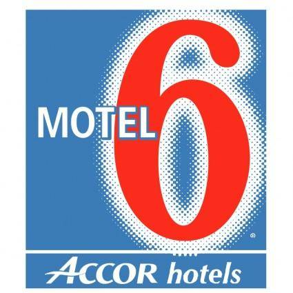 free vector Motel 6