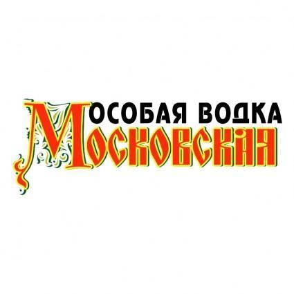 Moskovskaya vodka 0