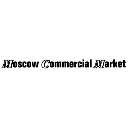 Moscow commercial market