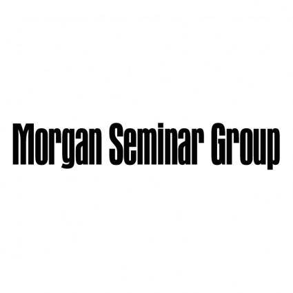 Morgan seminar group