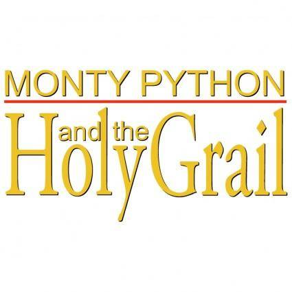 free vector Monty python and the holy grail