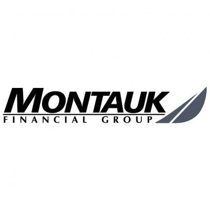 free vector Montauk financial group