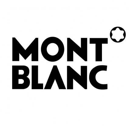 free vector Mont blanc