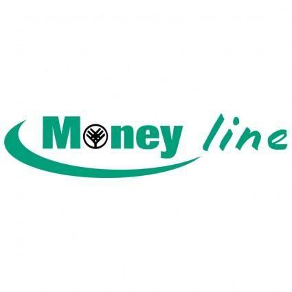 free vector Money line