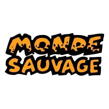 free vector Monde sauvage