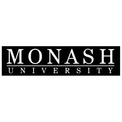 free vector Monash university 1