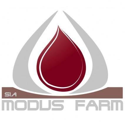 free vector Modus farm