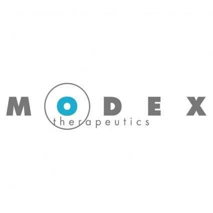 free vector Modex therapeurics